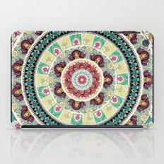 Sloth Yoga Medallion iPad Case