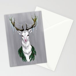 Spirit of Winter Stationery Cards