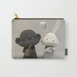 Coffee & Chocolate Milk Carry-All Pouch