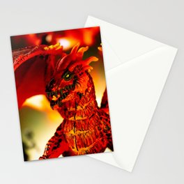Fire 3 Stationery Cards