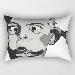 Silly Boy - Children - Humor - 57 Montgomery Ave Rectangular Pillow