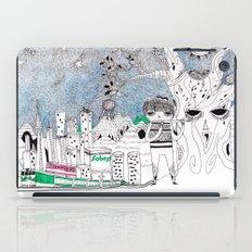 My neighborhood iPad Case