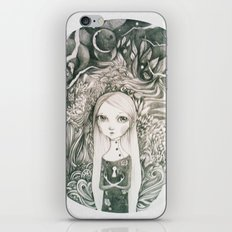 keyhole in the jungle iPhone & iPod Skin