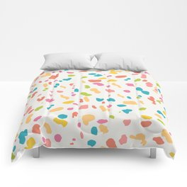 Colorful Animal Print Comforters