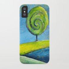 The Lollipop Tree iPhone X Slim Case