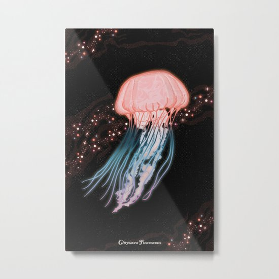 Jelly Dreams Metal Print