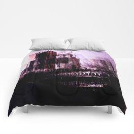 Abandoned City Comforters