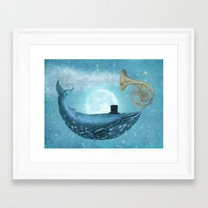 Cloud Maker  Framed Art Print