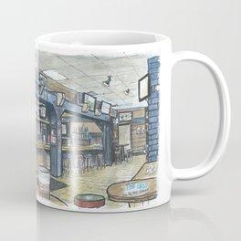 The Grad, Davis Coffee Mug