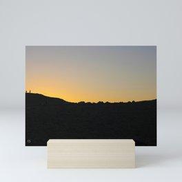 Sunrise #3 Mini Art Print