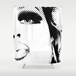 Kiss Me Shower Curtain