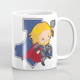 Thunder Warrior Coffee Mug