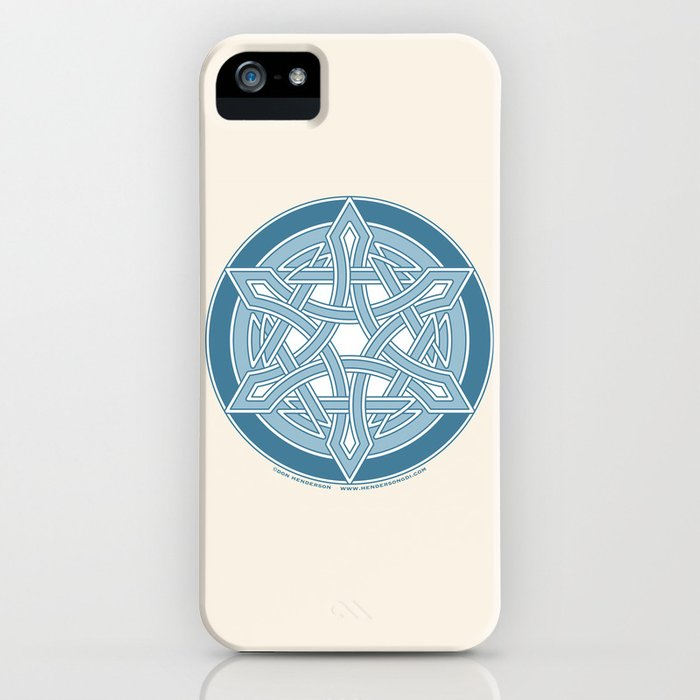 Star of David 2 iPhone Case