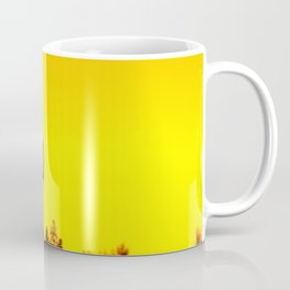 Sunset Run - Motocross Racer Coffee Mug