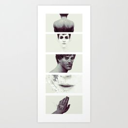 ec0aa1e9 Corvo Attano Art Prints | Society6