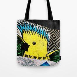 Galah - Graffiti - Street Art Tote Bag