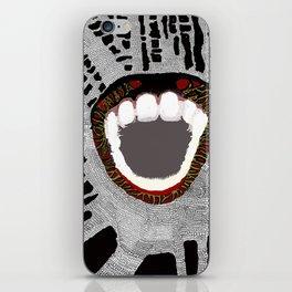We Bite iPhone Skin