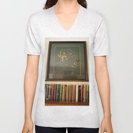 Christianity and Books Unisex V-Neck