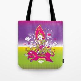 God of Wifi Tote Bag