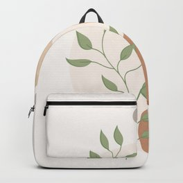 Abstract Rock Geometry 19 Backpack