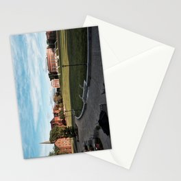 Overlooking Andrus Field Stationery Cards