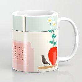 Inside mid century modern 312 Coffee Mug