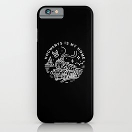 Magic is my home iPhone Case