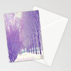 Can't see the forest for its trees Stationery Cards