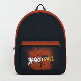 Basketball - i love basketball Backpack
