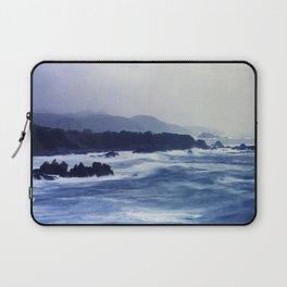 Typhoon in Japan #1 Laptop Sleeve