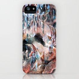 magical mountain iPhone Case