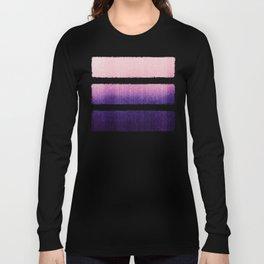 BLUR / abyss Long Sleeve T-shirt