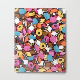 Allsorts Metal Print