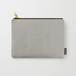 PUSSYWILLOW Neutral solid color Carry-All Pouch