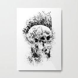 Broken Bones Metal Print