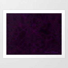 Astral Journey Art Print