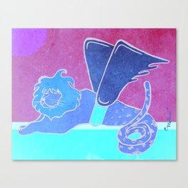 Quimera Canvas Print