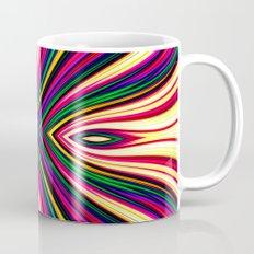 X Fractal Mug