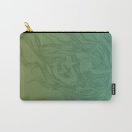 Japanese Oni Head Carry-All Pouch