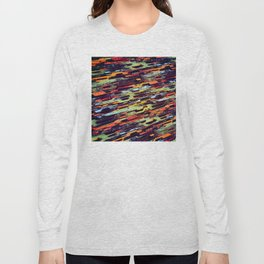 paradigm shift (variant 3) Long Sleeve T-shirt