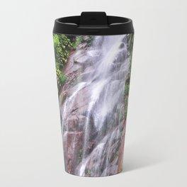 Peruvian Waterfall III Travel Mug