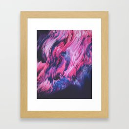 Reiterate XIII Framed Art Print