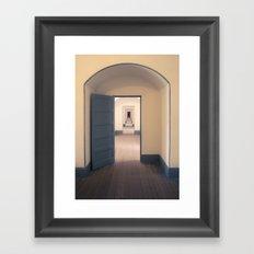 Recursive Framed Art Print