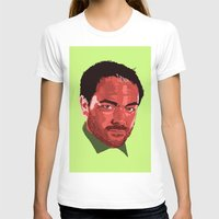 crowley T-shirts featuring Crowley Vector by Evelyn Denise