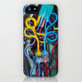 Wild Waves Water Slide iPhone Case