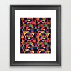 Abstract #374 Framed Art Print