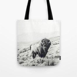 Nomad Buffalo Tote Bag