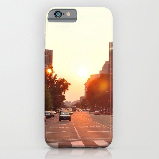 Washington Heat iPhone & iPod Case