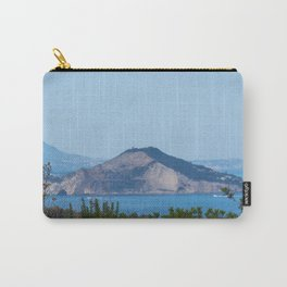 Panorama of Naples Carry-All Pouch