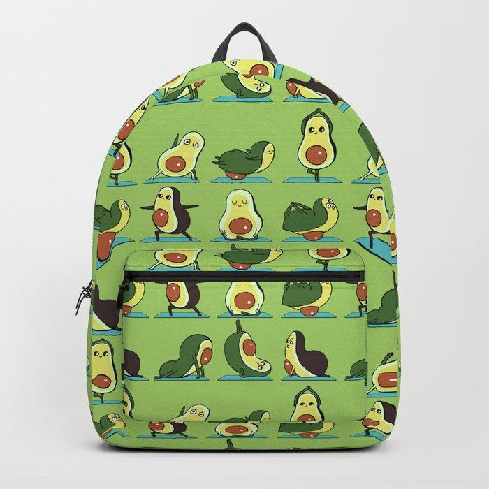 Avocado Yoga Rucksack